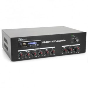 amplificador 100v power dynamics